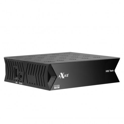 Axas HIS HD Twin DVB - S2